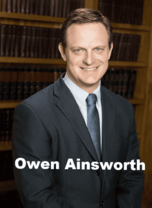 Owen Ainsworth – Crosby Law Firm