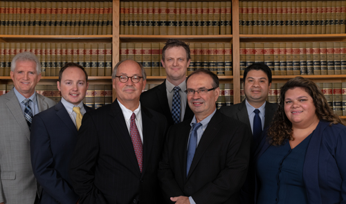 The Crosby Law Firm staff photo