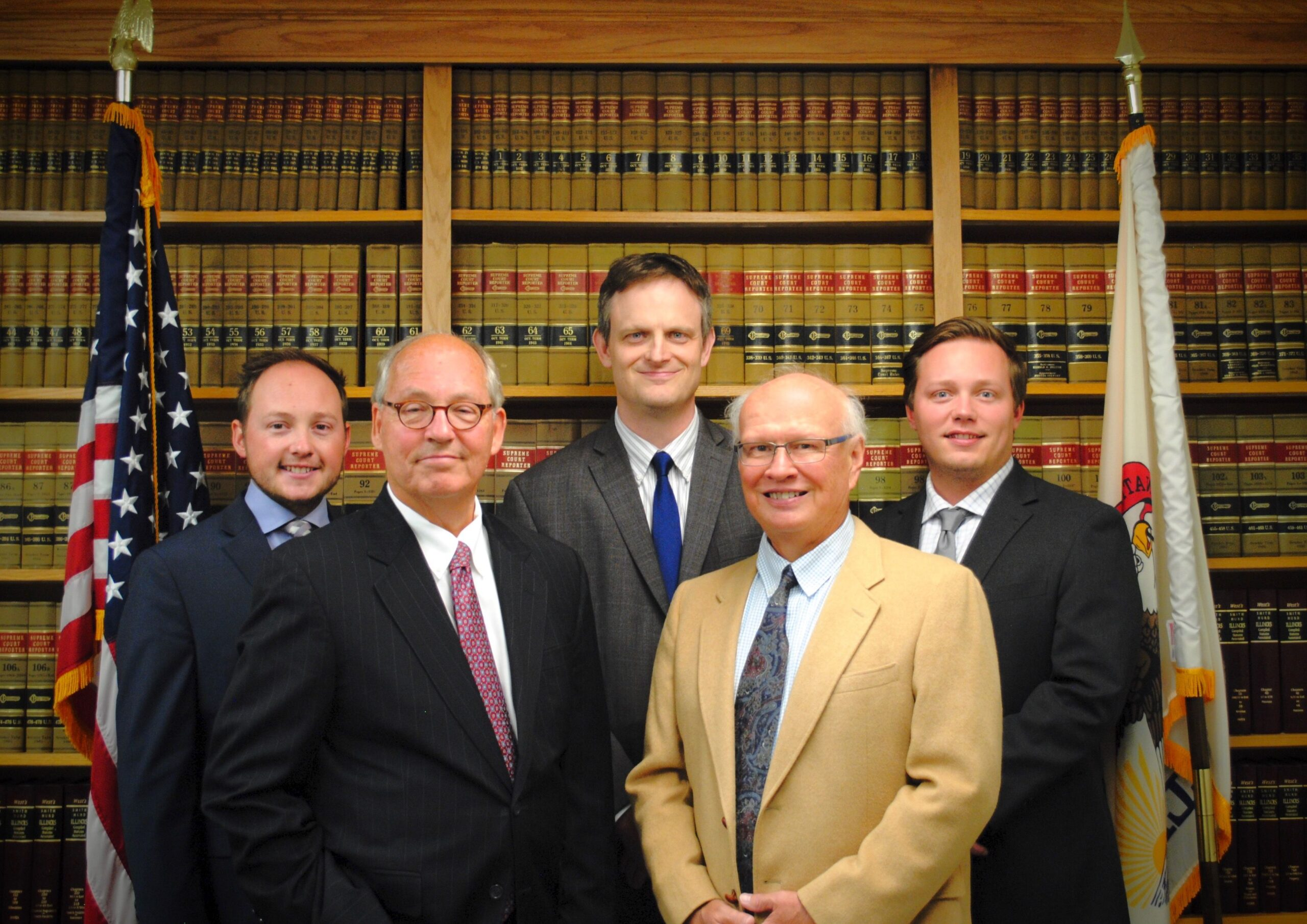 Crosby Law Firm - Practice Areas